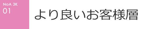 NoA 3k その1